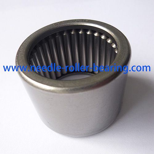 B and BH Full Complement Drawn Cup Needle Roller Bearing