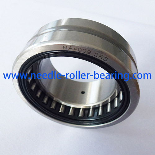 NA49..2RS Sealed Heavy Duty Needle Roller Bearings