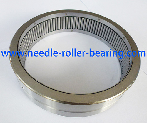 RNA Full Complement Machined Needle Roller Bearing