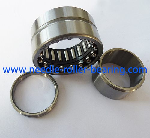 NKIB Combined Needle Roller Bearings