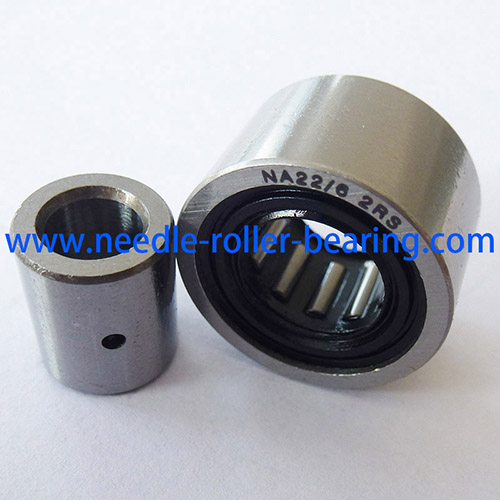 NA22..2RS Sealed Yoke Type Track Rollers