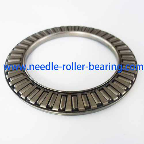 FNTF Unitized Axial Needle Roller Bearing