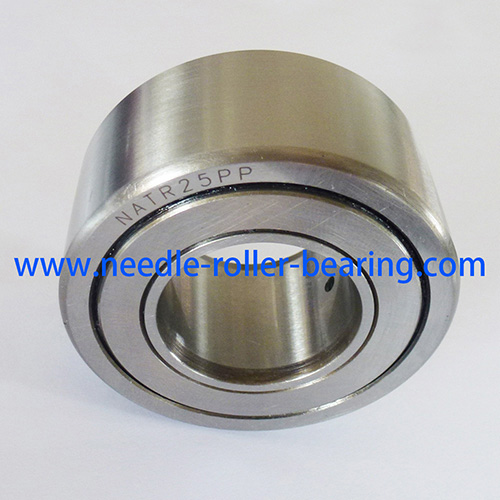 CXM..UURM Crowned Roller Follower Bearings